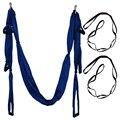 Комплект гамака для йоги с удлинителем и сумкой для переноски