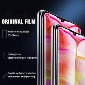 Image 4 - Gehärtetem Glas Für Xiaomi Redmi hinweis 5 6 7 Pro Screen Protector Redmi 5A 6A 6 Pro 5 Plus Glas schutz Glas Auf Redmi hinweis 7