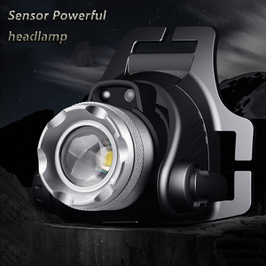 Image 4 - Z20 Led Headlamp 5000LM Head Lamp Torch Headlights Lantern Waterproof Bulbs Xml T6 Lithium Ion Rechargeable Xm l2 18650