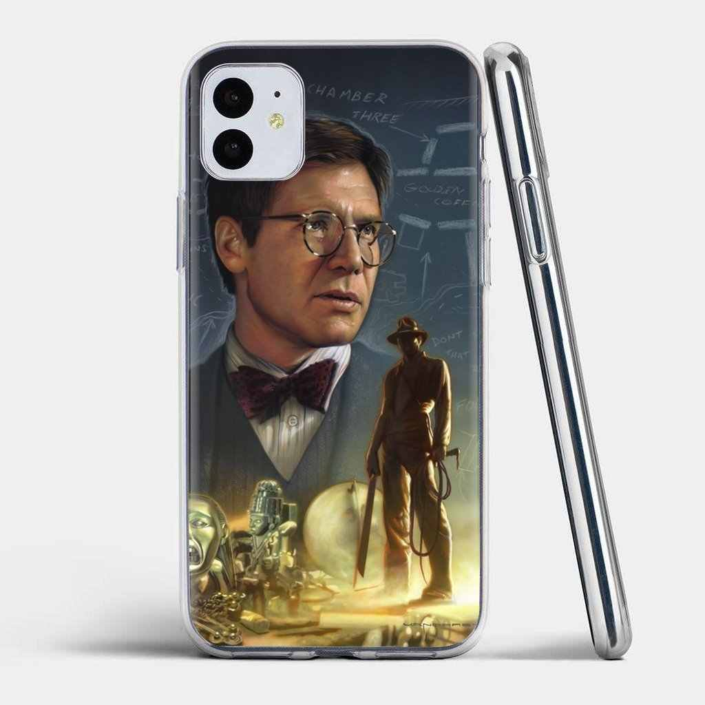 For iPhone 11 Pro 4 4S 5 5S SE 5C 6 6S 7 8 X XR XS Plus Max For iPod Touch Soft TPU Covers The Adventures of Young Indiana Jones