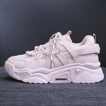 Women Shoes Chunky Sneakers 2020 Summer Vulcanize S