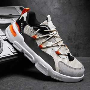 Fashion Men Sneakers Mesh Casu