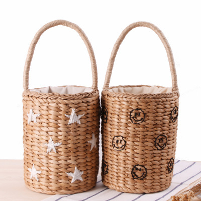 Handmade Woven Shoulder Bag  3