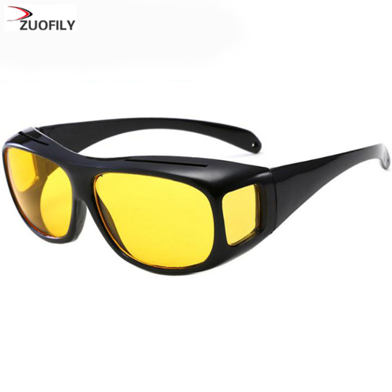 Goggles Glasses Driving Vision Polarized Car Eyewear Uv-Protection Unisex Ultra-Clear