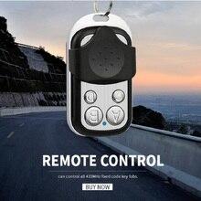 ABCD RF Telecomando Senza Fili 433 MHz Cancello Elettrico Porta Del Garage di Controllo Remoto Chiave Fob Controller