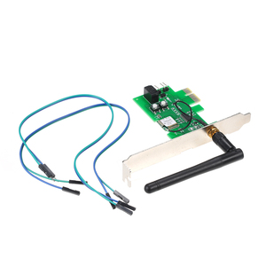 Image 3 - EWeLink, tarjeta de inicio remota por ordenador, Control remoto, interruptor WIFI inalámbrico para el trabajo en computadora con Google Home y Alexa