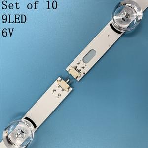"""Image 2 - 1025mm LED bande de Rétro Éclairage 9 LED s Pour LG 49LB620V Innotek DRT 3.0 49 """"Un B 49LB552 49LB629V 6916l 1788A 1789A 49LF620V 49UF6430"""