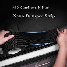 Car Stickers  Nano Magic Tape Super Fix Waterproof Door Sill Sticker Protector Auto Protect