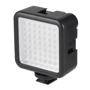 Wysokiej jakości długa żywotność 5 5W 800lm 6000K Mini Portable 49 LED lampa wideo fotograficzne oświetlenie fotograficzne do fotografii z aparatu fotograficznego tanie i dobre opinie ACEHE CN (pochodzenie) NONE piece 0 093kg (0 21lb ) 8cm x 7cm x 3cm (3 15in x 2 76in x 1 18in)