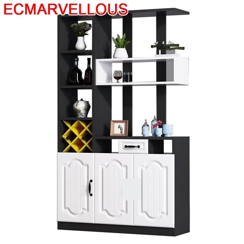 Room Meja Desk Meble Vetrinetta Da Esposizione Display Mesa Cocina Kast Table Shelf Commercial Furniture Mueble Bar Wine Cabinet