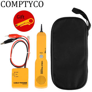 Cable-Tester Tracker Networking-Tools Tone-Finder Diagnose Inder-Detector