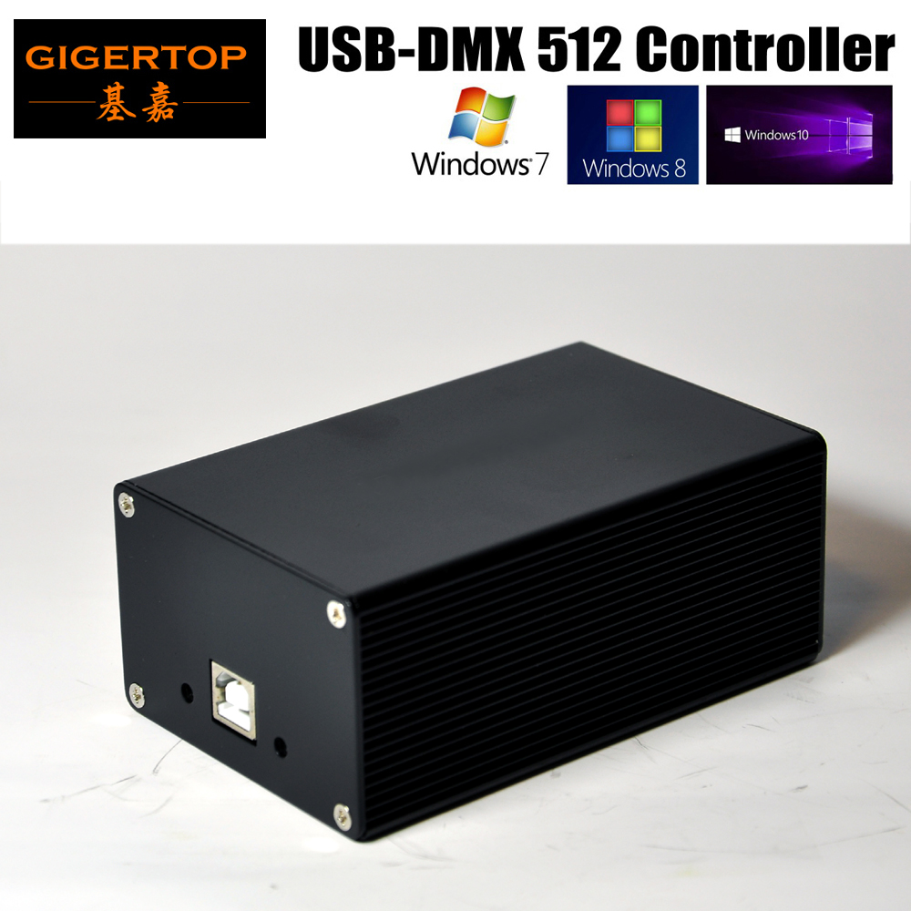Freeshipping HD512 USB DMX512 Dongle Controller 512 Channel Support Combination Martin Lightjockey USB Power Cable-in Stage Lighting Effect from Lights & Lighting    1