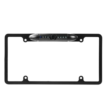 Американская автомобильная рамка для номерного знака, запасная камера заднего вида, камера заднего вида для автомобиля, Rvs, угол 170 градусов,...