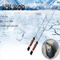 Новинка 2019  сверхжесткая зимняя Удочка Mini 1 м-2 3 м FRP  удочка для ледовой рыбалки  рек и озер  рыболовное оборудование  практичный инструмент