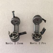 Yaw ARMมอเตอร์ม้วนมอเตอร์สำหรับDJI Mavic 2 Pro ZOOM Drone Gimbalชิ้นส่วนซ่อมกล้อง