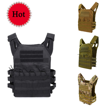 Airsoft Paintball Protective Equipment JPC Plate Carrier Tactical Vest Mens Hunting Vest Outdoor Training Military Army Vests military army combat jpc plate carrier molle vest tactical outdoor hunting shooting men airsoft paintball protective body armor