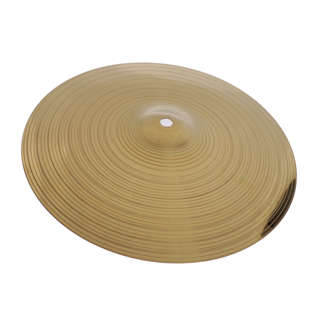 Alloy Cymbal Splash Cymbals 12inch Replacement for Drummer Drum-Plyer