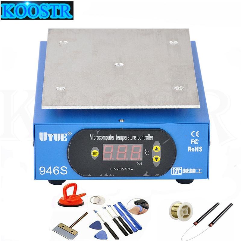 UYUE 946S Preheating Station Digital Platform Preheater Heating Plate For Phone