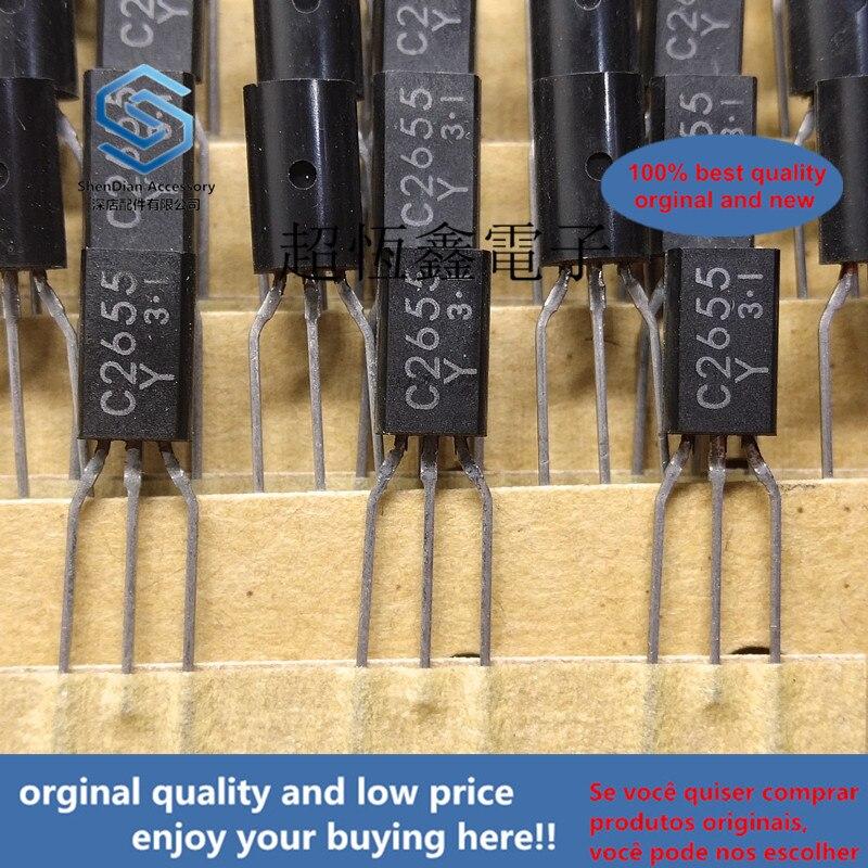 10pcs 100% Orginal New Best Qualtiy 2SC2655 C2655 Y Real Photo