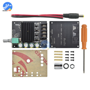 Image 2 - Mini sans fil Bluetooth 5.0 carte amplificateur numérique 100Wx2 haute puissance amplificateur stéréo pour haut parleurs contrôle du Volume Amplificador