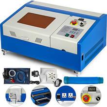 40W CO2 USB maszyna do laserowego cięcia i grawerowania frez do grawerowania 220 V/110 V