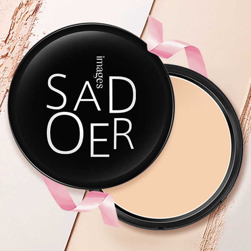 Beautiful Image of Velvet Soft Honey Flawless Powder Foundation Light and Breathable Powder Foundation for Makeup Setting
