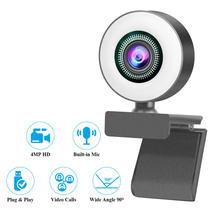 1080p 30fps Автофокус 8k full hd веб камера для прямой трансляции