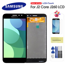 LCD For Samsung Galaxy J2 Core 2018 J260 J260M/DS J260F/DS J260G/DS LCD Display Touch Screen Digitizer Assembly Replacement(China)