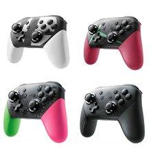 Bluetooth sem fio 2021 atualizado versão controlador para nintendo switch pro gamepad para nintendo switch console jogo joystick