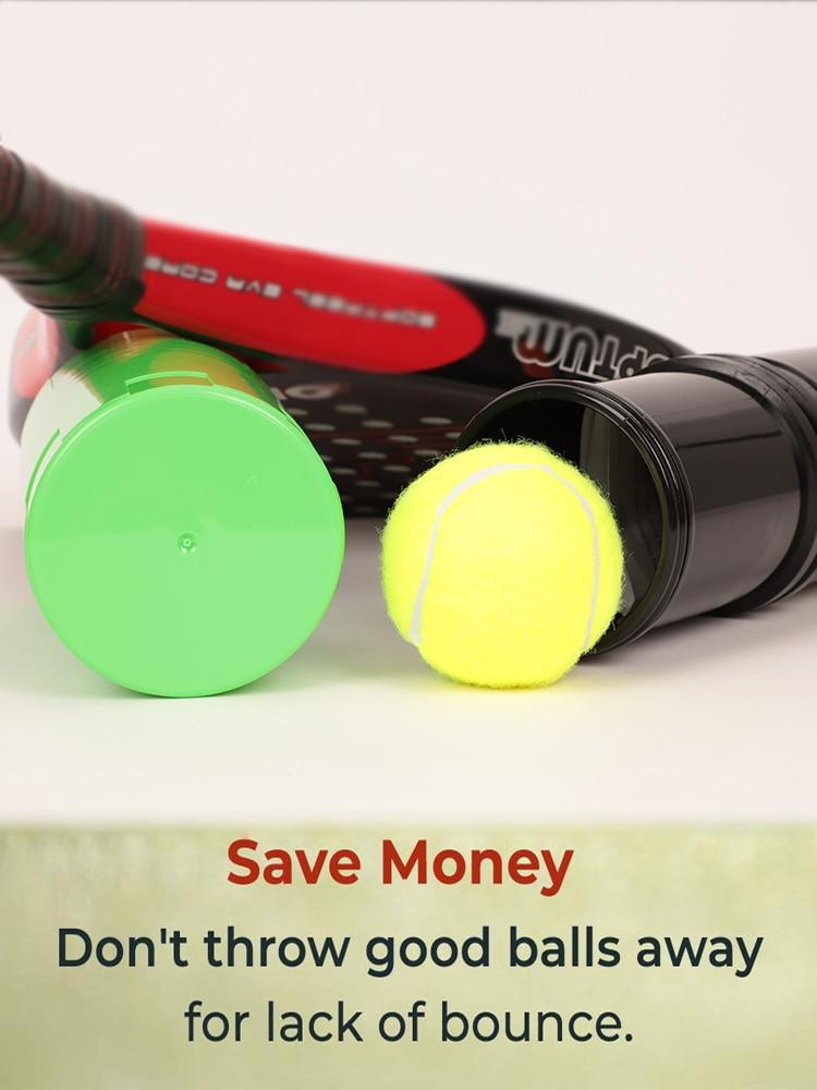 Storage Balls Saver-Pressurized Like Bouncing That New Keeps