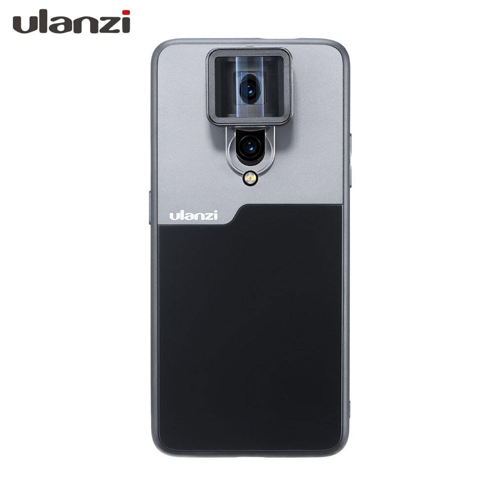 Ulanzi 17MM Phone Lens Phone Case for OnePlus 7 Pro Cover Case for Anamorphic Lens 17MM Moment Lens Ulanzi DOF Lens Case