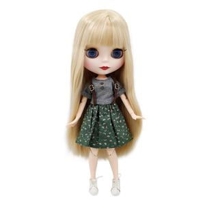 Image 3 - Blyth Doll ICY 1/6 Joint Body DIY Nude BJD toys Fashion Dolls girl gift Special Offer on sale with hand set A&B