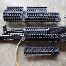 Легкий АК 47 20 мм picatinny rail handguard система крепления baswe алюминиевый сплав Верхняя Нижняя часть B30 B31 rail M2019