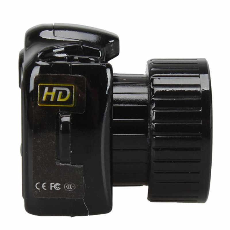 Y2000Mini كاميرا كاميرا HD 1080P مايكرو DV DVR كاميرا المحمولة كاميرا فيديو مسجل صوتي كاميرا سرية كاميرا