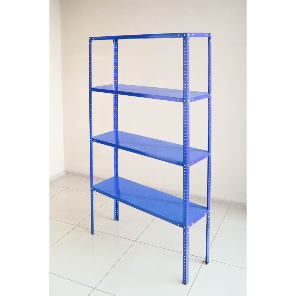 Стеллаж Хранитель MS 200KD 100x60 см, синий
