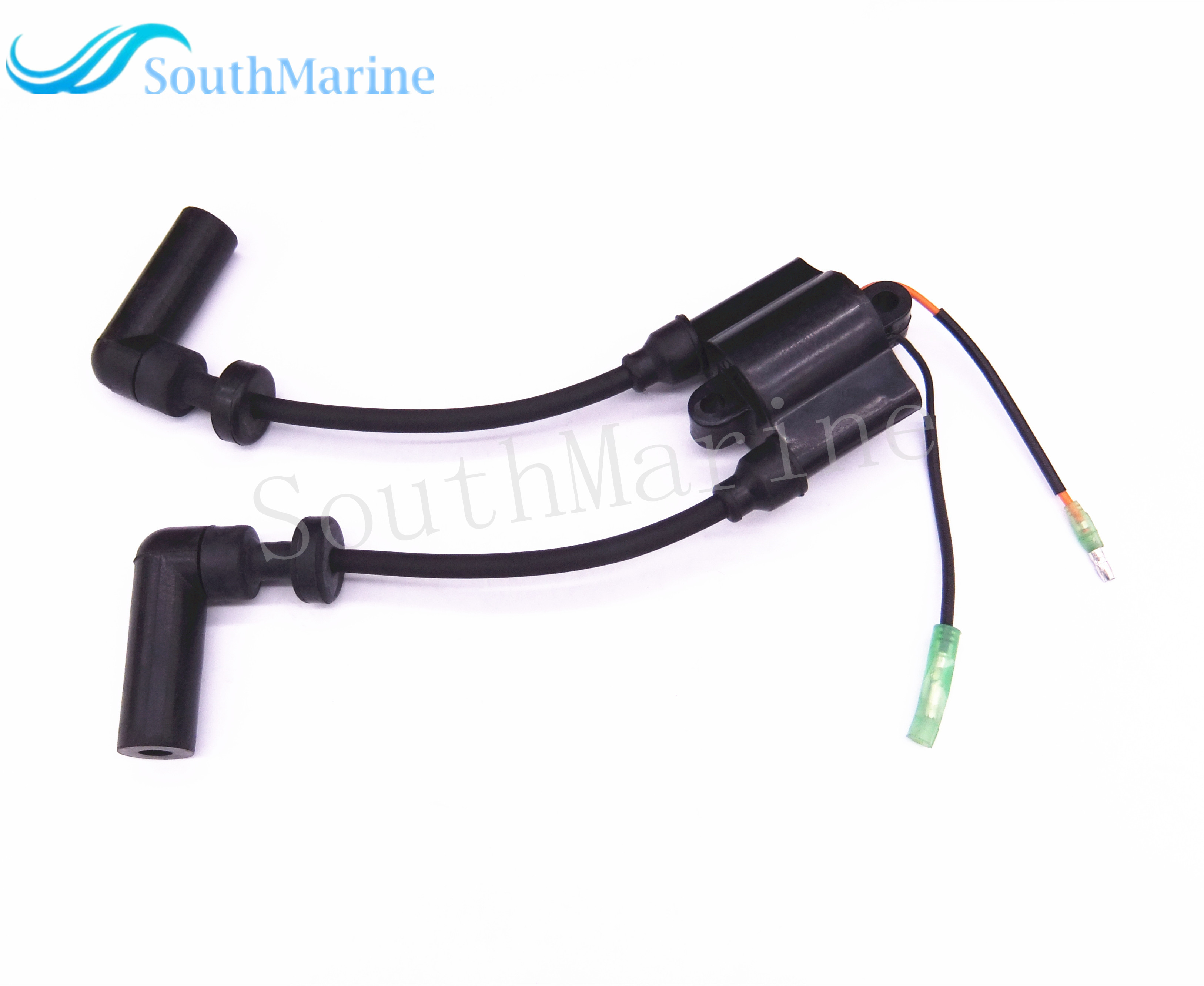 Ignition Coil /& Leads 8HP 9.9HP 4-Stroke Mercury Mariner Outboard 339-803559A02