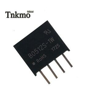 Image 4 - 10 Uds B0512S 1W SIP 4 B0512S SIP4 0512 5V a 12V módulo de potencia aislado nuevo y original