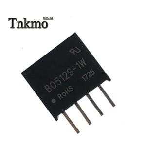 Image 4 - 10PCS B0512S 1W SIP 4 B0512S SIP4 0512 5V to 12V Isolated Power Module New and original