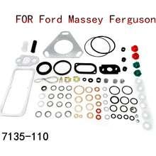 Diesel Motor Einspritzpumpe Dichtung Set Kupfer Shim Abdichtung O-ring Reparatur Kit CAV Traktor Pumpe Kit für ford Massey Ferguson
