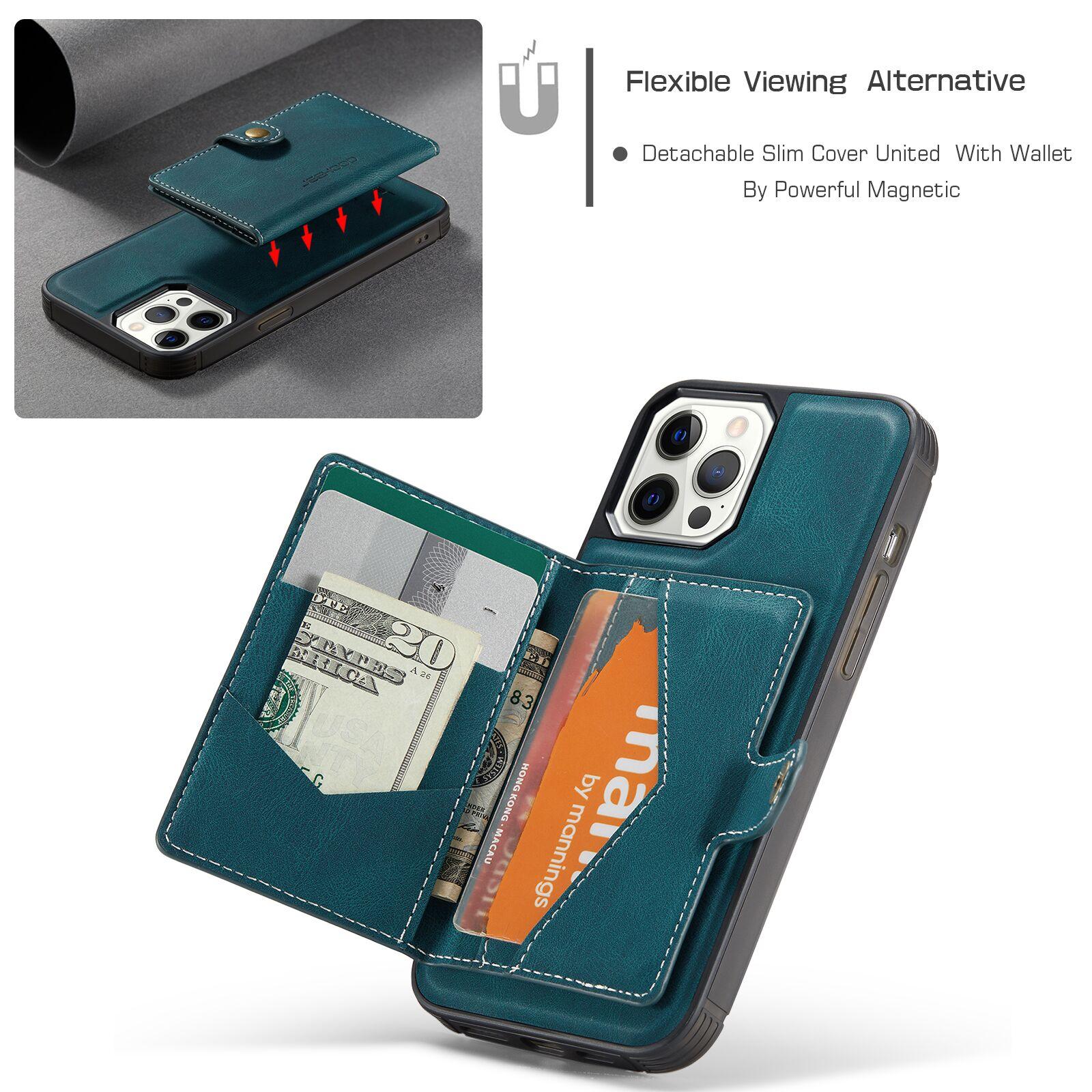 H5d29ba9ee52a4c149dc024e4552cbaaeb Capinha case Capa traseira para o iphone 12 11 pro max xs xr x se 2020 8 7 plus caso do telefone com suporte de cartão de couro magnético destacável carteira saco