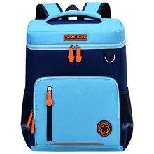 Children School Bag Boys Girls Kids waterproof Primary