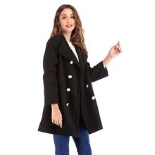 Autumn Winter Maternity Coat large size Maternity Clothing jacket trench Maternity outerwear maternity clothe Pregnant coat