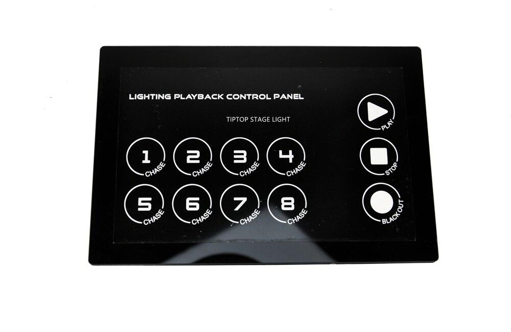 Gigertop TP D1342/TP D1343 1U DMX 512 Recorder/Licht Control Panel Programm Speicher Lauf Konsole Für KTV/CLUB /Disco Zimmer - 2