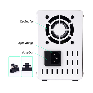 Image 3 - DC Labor Netzteil Einstellbar 30V 10A 60V 5A Bank Quelle labor Schalt netzteile Spannung Strom Regler