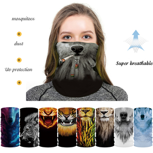 2020 новая мода печати бандана для мотоцикла, велосипеда шарф трубки шарф подарок для ребенка многофункциональный Бесшовный шарф