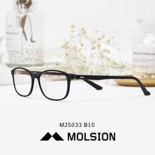 MOLSION TR90 Multifocal Glasses Frames Men Women Optical Eyeglasses for Prescrtioion Progressive Spectacles MJ5033
