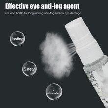 Mask Snorkel Antifogging Swim-Goggles for Glasses Spray-Mist-Fif66 Newly