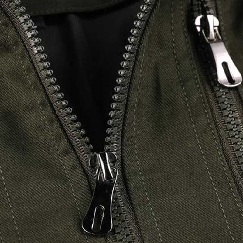 Groothandel Grote En Lange Heren Jas En Jassen 6XL Plus Size Militaire Jassen Mannelijke Army Green Heren Jassen Streetwear Europese a642
