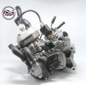 Image 3 - 49CC su soğutmalı motor 05 KTM 50 SX PRO kıdemli kir çukur çapraz bisiklet karbüratörlü