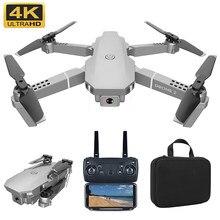Novo produto avião e68 pro dobrável helicóptero de controle remoto hd 4k fotografia aérea rc drone altura fixa quadrocopter brinquedo